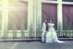 prewedding - ray of light