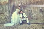 prewedding di pintu kuno
