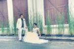prewedding di gallery semarang