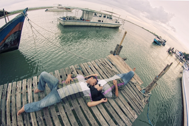 Foto Prewedding Jogja Dengan Lokasi Alam Dan Pegunungan: Free Wedding Website